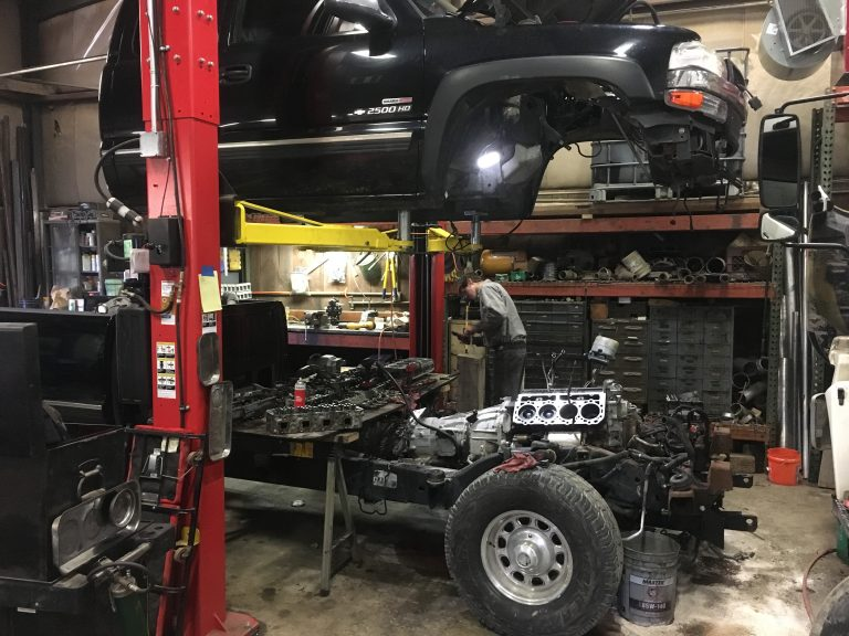 Duramax rebuild with extra horsepower