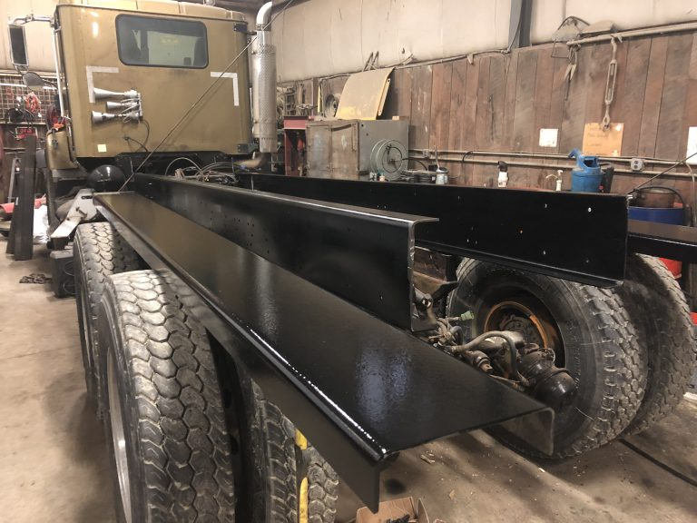 More rails ready to go