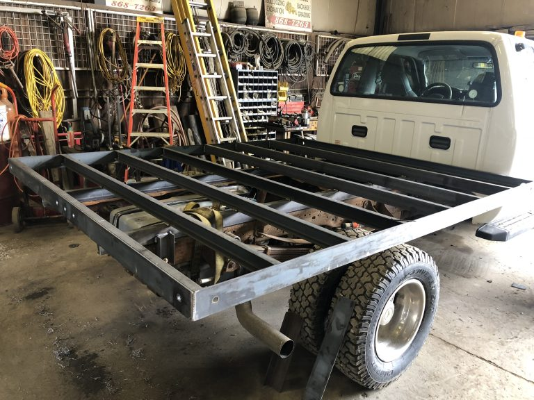 New flatbed build