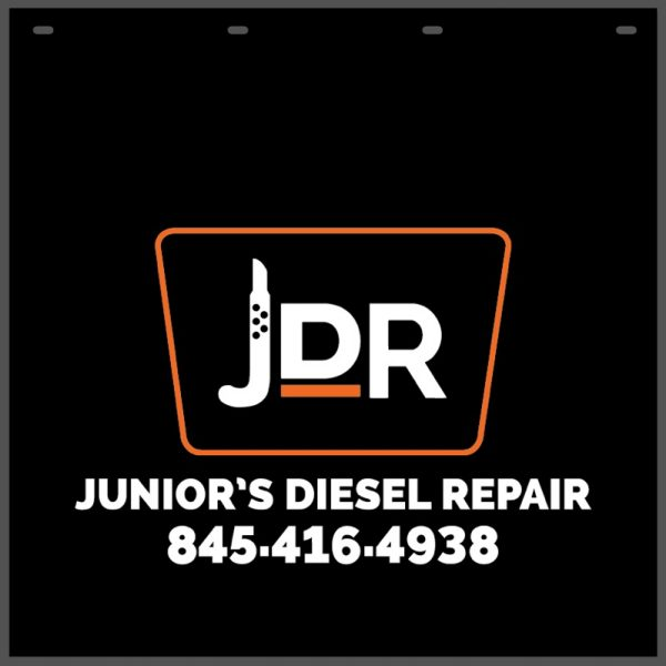 JDR Mudflaps in stock